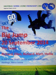 The Big Jump!