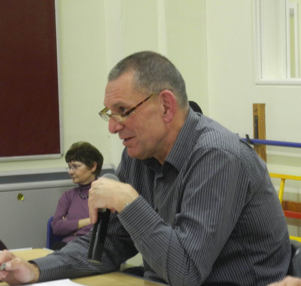 Jeremy as Quizmaster