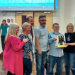Music Quiz winners 2015