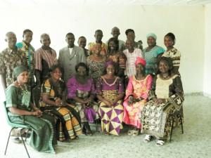 Meeting the Headteachers